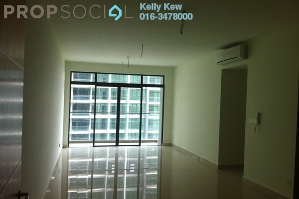 For Sale Condominium at The Z Residence, Bukit Jalil Freehold Semi Furnished 3R/2B 780k
