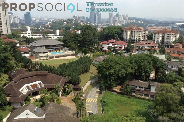 For Sale Condominium at Contessa, Bangsar Freehold Unfurnished 3R/1B 1.2m