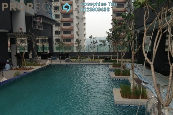 For Sale Condominium at Glomac Damansara, TTDI Freehold Unfurnished 3R/1B 1.1m