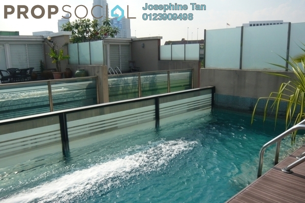 For Sale Condominium at Damai 33, KLCC Freehold Semi Furnished 5R/6B 3.59m