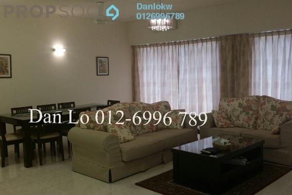 For Rent Condominium at Seri Maya, Setiawangsa Freehold Fully Furnished 2R/2B 4k
