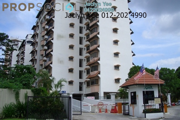 For Sale Condominium at Desa Kiara, TTDI Freehold Fully Furnished 0R/2B 590.0千
