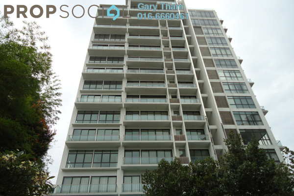 For Sale Condominium at Ken Bangsar, Bangsar Freehold Semi Furnished 3R/3B 2.1m