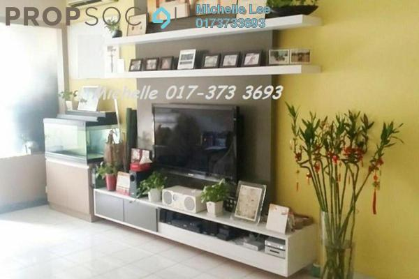 For Sale Condominium at Riana Green, Tropicana Leasehold Fully Furnished 2R/2B 733k