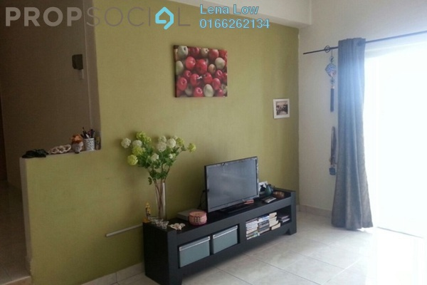 For Sale Condominium at Kelana Mahkota, Kelana Jaya Leasehold Semi Furnished 0R/2B 630k
