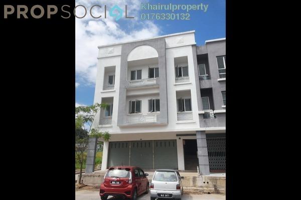 For Rent Shop at Taman Mawar, Bandar Baru Salak Tinggi Freehold Unfurnished 1R/1B 3k