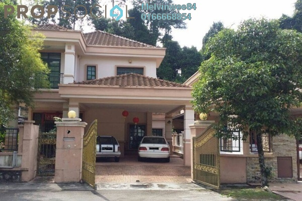 For Rent Bungalow at Tropicana Indah, Tropicana Leasehold Semi Furnished 6R/5B 6k