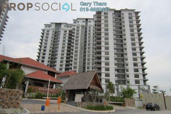 For Sale Condominium at Atmosfera, Bandar Puchong Jaya Freehold Semi Furnished 3R/3B 595k