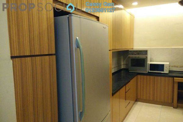For Sale Condominium at Casa Indah 1, Tropicana Leasehold Fully Furnished 3R/3B 800k