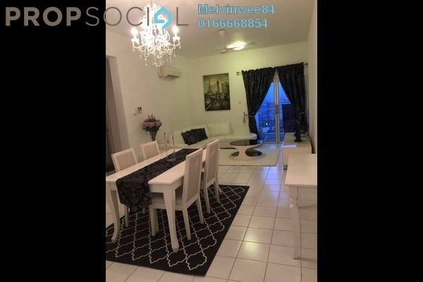 For Rent Condominium at Plaza Menjalara, Bandar Menjalara Leasehold Fully Furnished 3R/2B 2.6k