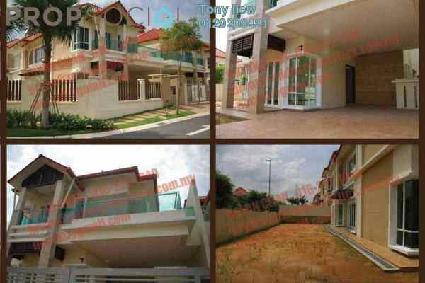 For Sale Semi-Detached at Villa Manja, Bandar Menjalara Freehold Fully Furnished 6R/5B 6.6m