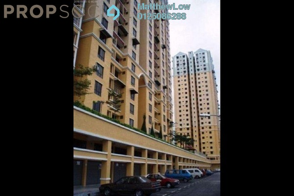 For Sale Condominium at Serina Bay, Jelutong Freehold Semi Furnished 3R/2B 450k