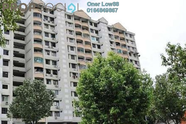 For Sale Condominium at Taman Jelutong, Jelutong Freehold Unfurnished 3R/2B 428k