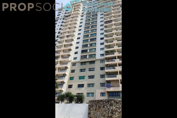 For Rent Condominium at Alpine Tower, Bukit Jambul Leasehold Fully Furnished 3R/2B 1.8k