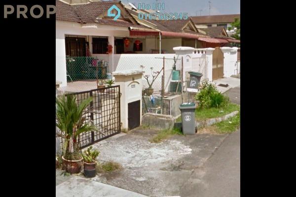 For Sale Terrace at Taman Daya, Tebrau Freehold Semi Furnished 3R/2B 345k