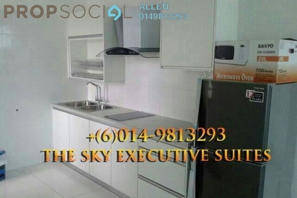 For Rent Condominium at Taman Bukit Indah, Bukit Indah Freehold Fully Furnished 1R/2B 1.6k
