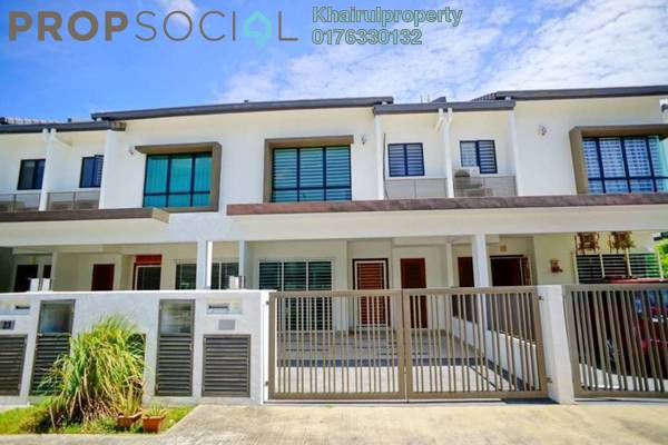 For Rent Terrace at Lyden, 16 Sierra Leasehold Semi Furnished 4R/4B 1.9k