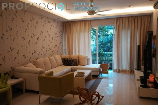 For Sale Terrace at Amelia, Desa ParkCity Freehold Semi Furnished 4R/5B 3.2m