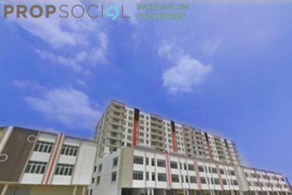 For Rent Condominium at Mesra Jaya, Butterworth Freehold Unfurnished 4R/2B 900translationmissing:en.pricing.unit