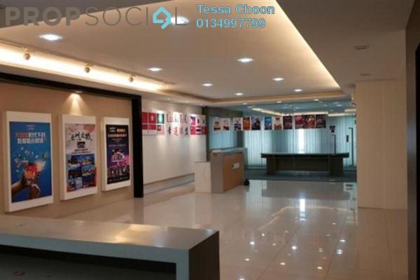 For Rent Shop at Fraser Business Park, Sungai Besi Freehold Semi Furnished 3R/2B 3k