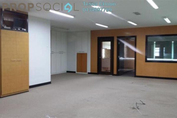 For Rent Shop at Fraser Business Park, Sungai Besi Freehold Semi Furnished 3R/2B 3.2k
