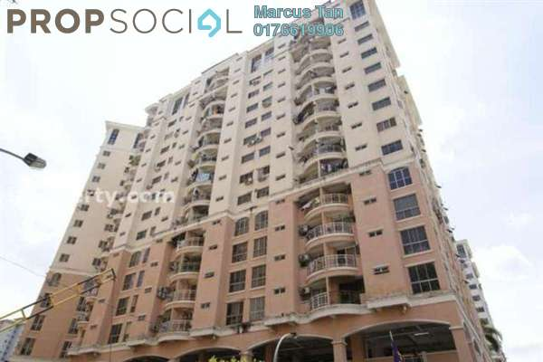 For Sale Apartment at Vista Saujana, Kepong Freehold Unfurnished 3R/2B 328k