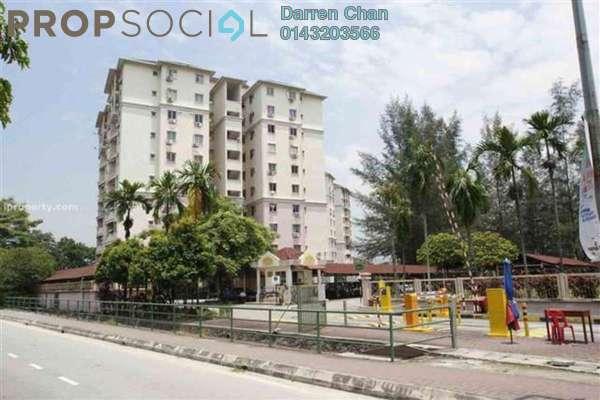 For Rent Condominium at Pandan Puteri, Pandan Indah Leasehold Semi Furnished 3R/2B 1.6千