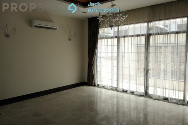 For Rent Bungalow at Ukay Heights, Ukay Freehold Semi Furnished 7R/7B 20k