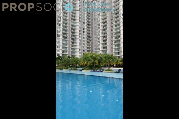 For Rent Condominium at Le Yuan Residence, Kuchai Lama Freehold Fully Furnished 2R/2B 2.3k