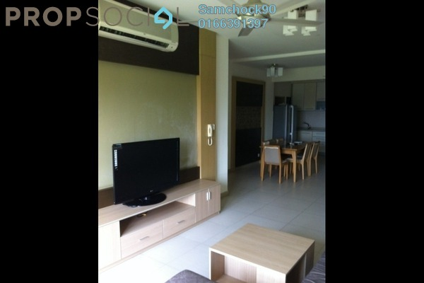For Sale Condominium at Savanna 1, Bukit Jalil Freehold Semi Furnished 3R/2B 700k
