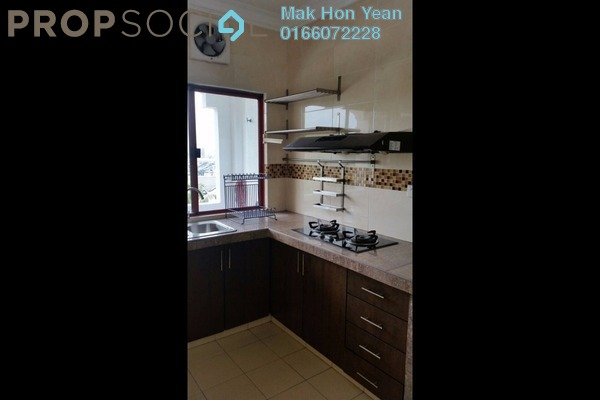 For Sale Condominium at Lafite Apartment, Subang Jaya Freehold Semi Furnished 3R/2B 490k