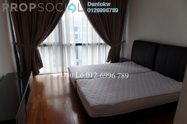 For Rent Condominium at Hampshire Place, KLCC Freehold Fully Furnished 2R/2B 6k