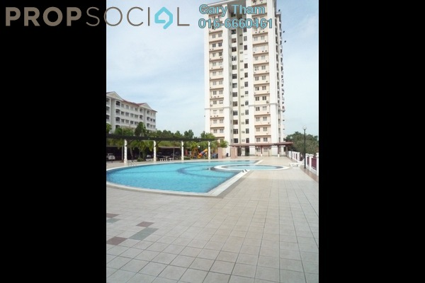 For Sale Condominium at Casa Puteri, Bandar Puteri Puchong Freehold Fully Furnished 3R/2B 489k