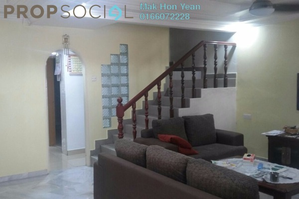 For Sale Terrace at PJS 10, Bandar Sunway Leasehold Fully Furnished 5R/2B 799k