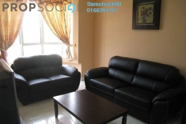 For Sale Condominium at Angkasa Condominiums, Cheras Freehold Fully Furnished 3R/2B 430k