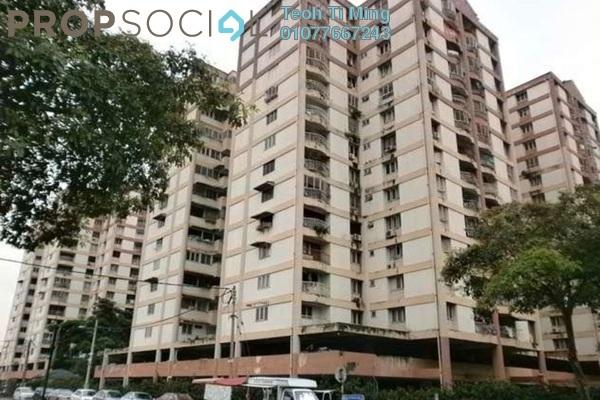 For Sale Condominium at Grandeur Tower, Pandan Indah Leasehold Semi Furnished 2R/2B 340k
