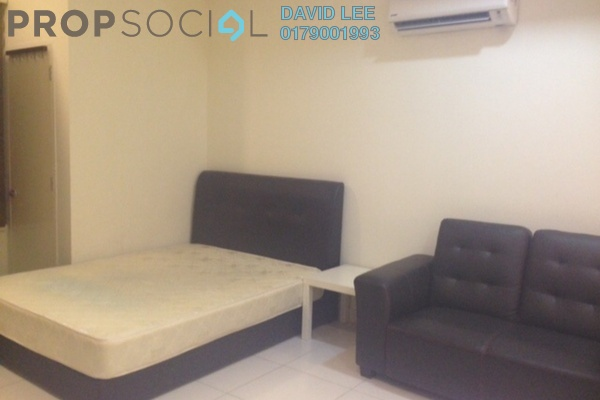 For Rent SoHo/Studio at Ritze Perdana 2, Damansara Perdana Leasehold Fully Furnished 1R/1B 1.4k