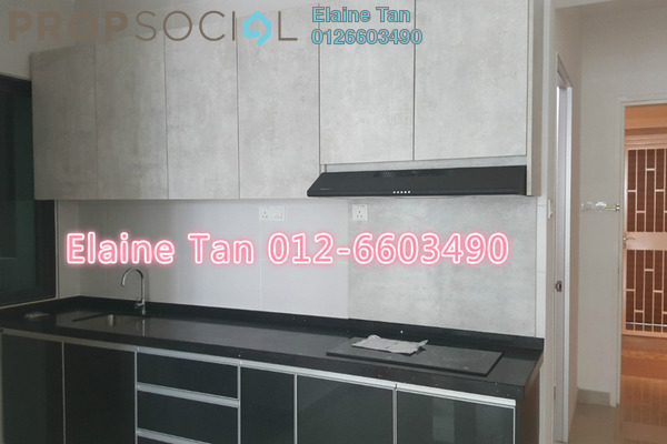 For Rent Condominium at Pearl Suria, Old Klang Road Leasehold Semi Furnished 2R/2B 2.4k