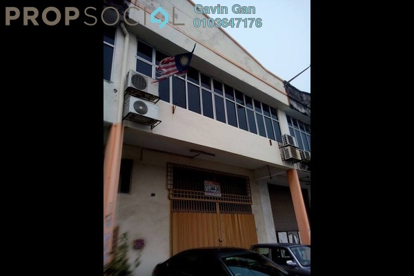 For Rent Factory at Taman Klang Jaya, Klang Freehold Semi Furnished 0R/0B 3k