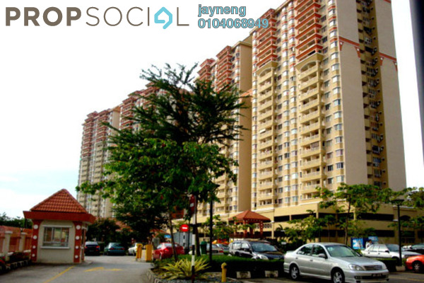 For Sale Condominium at Koi Tropika, Puchong Leasehold Fully Furnished 2R/1B 360k
