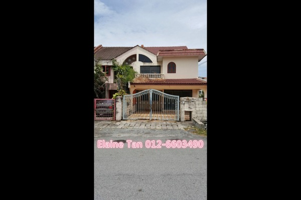 For Sale Link at SS19, Subang Jaya Freehold Unfurnished 4R/3B 1.7m