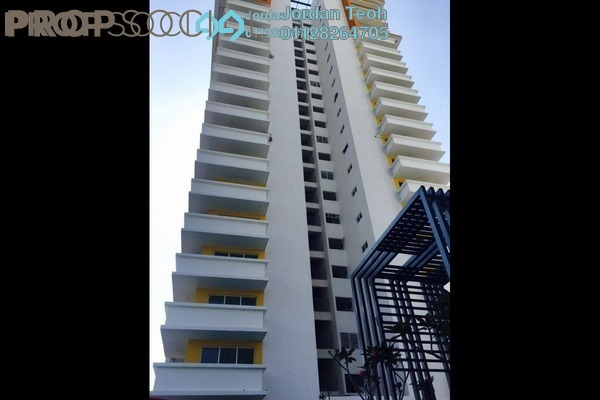 For Sale Condominium at Bayu Sentul, Sentul Leasehold Unfurnished 3R/2B 520k