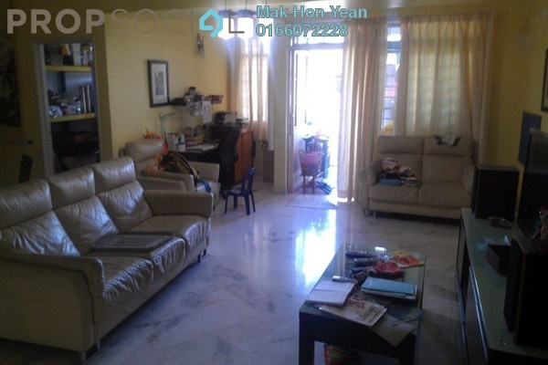 For Sale Apartment at Taman Sri Puchong, Puchong Leasehold Semi Furnished 3R/2B 250k