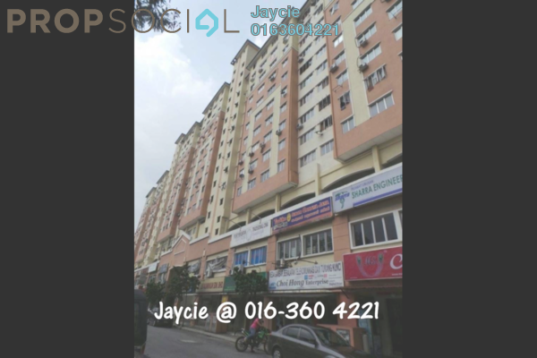 For Rent Apartment at Suria Kinrara, Bandar Kinrara Leasehold Semi Furnished 3R/2B 950translationmissing:en.pricing.unit
