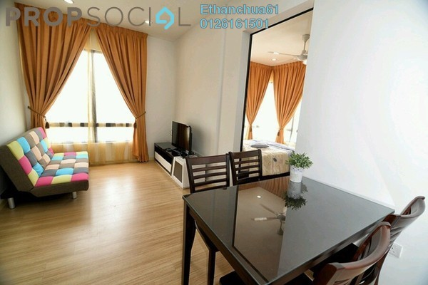 For Rent Serviced Residence at You One, UEP Subang Jaya Freehold Fully Furnished 2R/1B 2.35k
