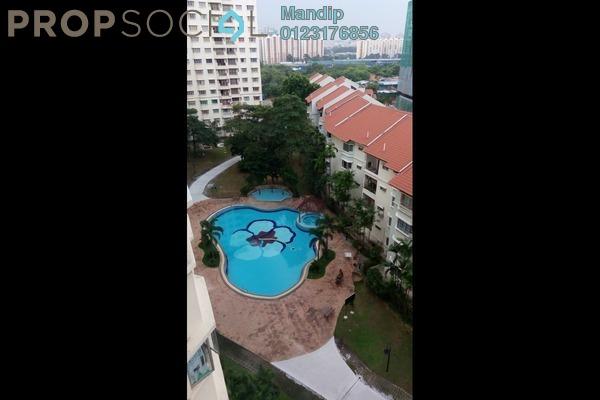 For Rent Condominium at Puncak Seri Kelana, Ara Damansara Leasehold Semi Furnished 3R/3B 1.6k