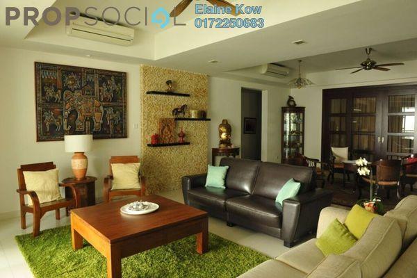 For Sale Condominium at Mont Kiara Meridin, Mont Kiara Freehold Semi Furnished 5R/7B 2.99m