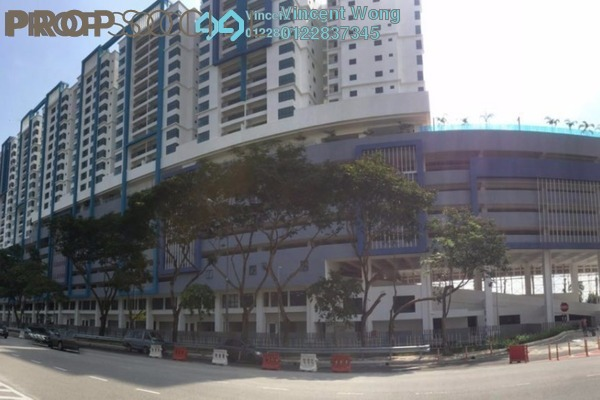 For Rent Serviced Residence at Metia Residence, Shah Alam Leasehold Unfurnished 2R/2B 1.2k