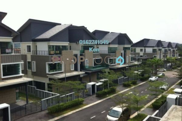 For Sale Semi-Detached at Kinrara Hills, Puchong Freehold Unfurnished 5R/6B 2.25m