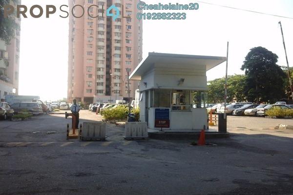 For Rent Apartment at Desa Dua, Kepong Freehold Unfurnished 3R/2B 850translationmissing:en.pricing.unit